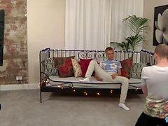 Датский геи (Chris Jansen - CJ) Гейс Манхуб 22