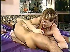 Vídeo vintage bonito gay