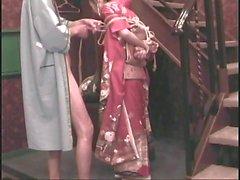 Japon kimono esaret