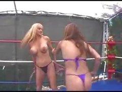 Club de lucha femenina