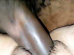 Cheaten ihren Mann mit einer Dreh raus black Cock