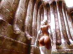 3D [Oblivion] - Bikini Salvador