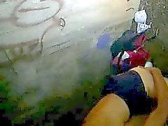 pêché par la police Mexique
