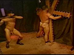 Без звука : Мышца шип по Сент кресте Эндрюс секли своей реального жизненного партнера.