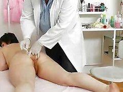 Chocho Mature examinados por el Gynecologist