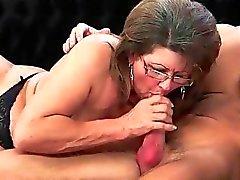 Granny sexo A compilação