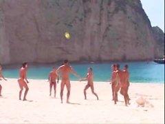 Vintage straight guys vacances nues au paradis - (© ¿©) -