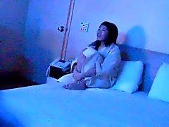 Koreanskt civila Hon har en angelägenhet Henne X - BFs
