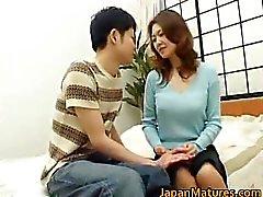 Mina Toujou seksi anne Bölüm1 sahiptir