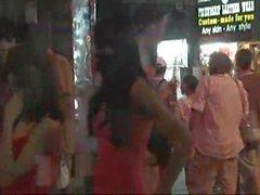 Sexy Ladyboys Dancing