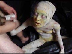 Japanische Horror Porn Mama Mädchen