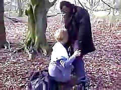British Granny гребаный Кристин открытый
