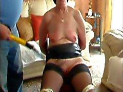 Naturspiel 66. Selbstgemacht Oma für BDSM