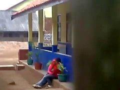 indonesia de - ngintip ciuman jilbab rosa