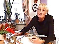Шведского жена возбудиться