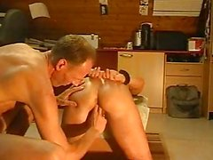 Doggy style anal fingering part2