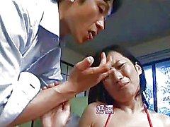 japanska mamma förföras av försäljare - cireman