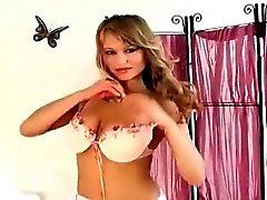 Glamour lingerie de Fille allumeuse de des bas fins