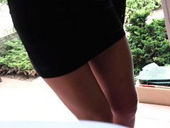 AUSGESETZT CASTING - Anal Vorsprechen mit Skinny Russian Babe