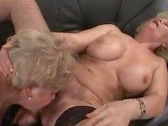 Gilfs ont le sexe lesbien