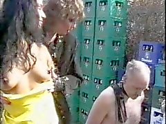 Vídeo de fetiche alemão clássico FL 15