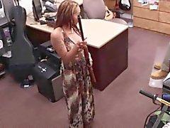 Rikki Ebony poseerata sensuelli kuvaa