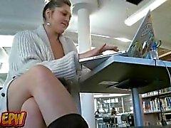Öffentliche Bibliothek webcam masturbation mfc