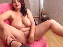 big tits broad