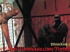 El maestro O hace Slave Girl Revay Cum Hard