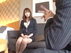 Treffen Sie meine Sekretärin in Tokyo