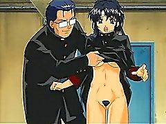 Hentai bisexueller Hotties dildoing Jede anderem hungerten Pussys