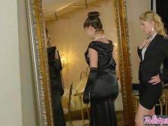 Twistys - Charlotte Stokely, Jenna sativa Petit déjeuner à Sativa