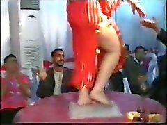 Dançarino árabe ..