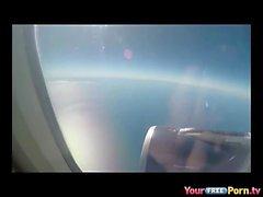 Mamada en un avión
