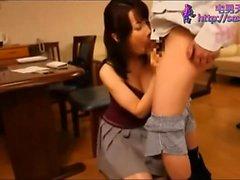 mas 063 japanische asiatische Brüste
