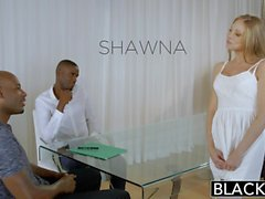 BLACKED Personal Assistant Shawna Lenee Loves Black Men