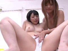 Grymt japanska hardcore avsugning sexy babe