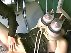 Zogende borsten in vacuum