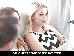 DaughterSwap - Sammlung von Hot Teens Fucking Horny Dads