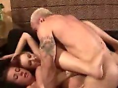 Sweet Threesome End With Cumshots