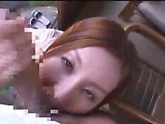 Adolescente tetona haciendo mamada Hasta Eyaculacion Facial