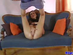 POV belleza amorosa se doggystyled por anciano