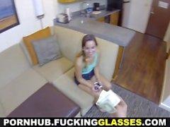Knulla Glasögon - Låt mig hjälpa dig genom att knulla du