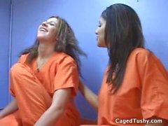 lesbiennes latina Jailhouse baise
