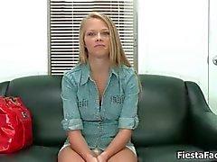 Sexy amateur tiener neuken voor de eerste part6