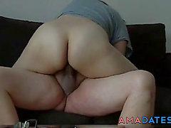 Fuck me on sofa
