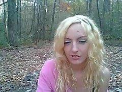 blonds crépus suava Toying extérieur