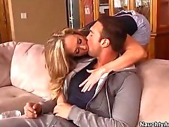 Brandi Love And Rocco Vass