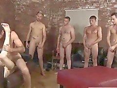 Gay по movieture большой черный петух Джеймса принимает его кончина Душ !