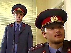 les flics de Russie